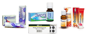 аллергия у грудного ребенка симптомы и лечение
