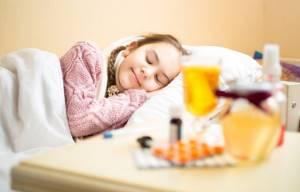 ангина у ребенка 4 года симптомы и лечение