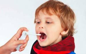 ангина у ребенка причины симптомы лечение