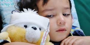болит горло у ребенка симптомы и лечение