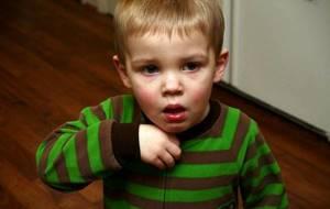 бронхиальный спазм у ребенка симптомы и лечение