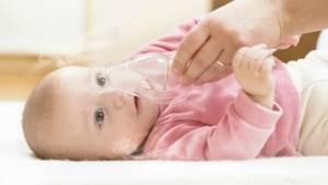 бронхит у годовалого ребенка симптомы лечение