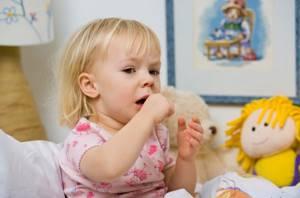 бронхит у годовалого ребенка симптомы лечение комаровский