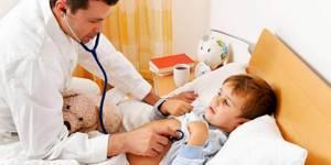 что такое обезвоживание у ребенка симптомы и лечение