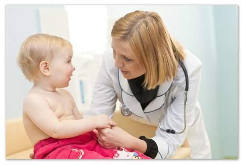 цистит у ребенка 10 месяцев симптомы и лечение