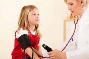 давление у ребенка 10 лет симптомы и лечение