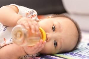 дисбактериоз у 5 месячного ребенка симптомы и лечение