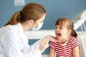 фарингит симптомы и лечение у ребенка 1 год