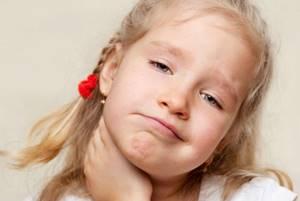 фарингит у годовалого ребенка симптомы и лечение