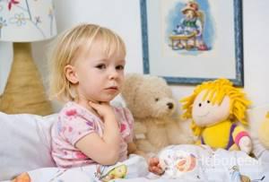 фарингит у ребенка 7 лет симптомы и лечение