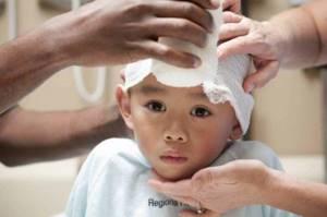 комаровский сотрясение мозга у ребенка симптомы и лечение