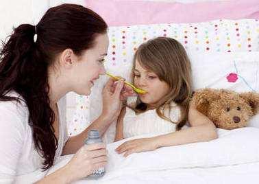 лечение при первых симптомах простуды ребенка