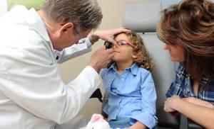 медикаментозный ринит у ребенка симптомы и лечение