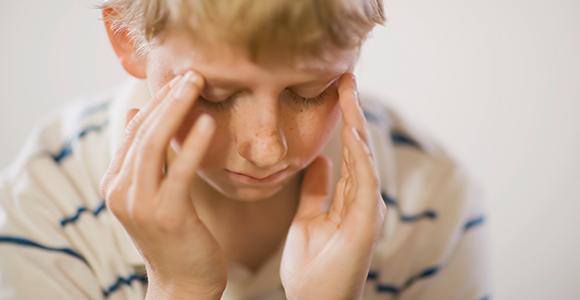мигрень у ребенка 10 лет симптомы и лечение