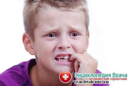 нервный тик у ребенка симптомы и лечение народными средствами