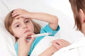 орви у ребенка 4 года симптомы и лечение
