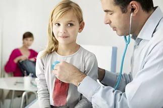 острый бронхит у ребенка 2 года симптомы и лечение