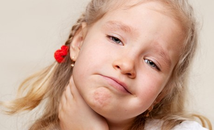отек гортани у ребенка симптомы и лечение