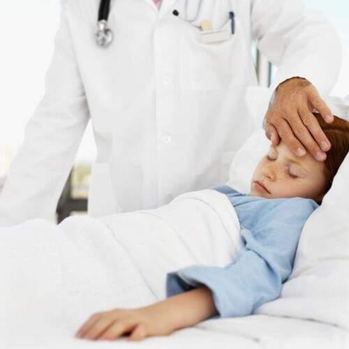 отравление у ребенка 2 года симптомы и лечение