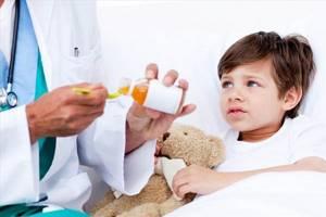 пиелонефрит у ребенка 5 лет симптомы и лечение