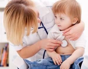 пневмония у ребенка 1 год симптомы и лечение
