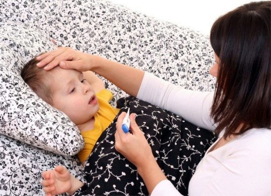 пневмония у ребенка 9 лет симптомы и лечение