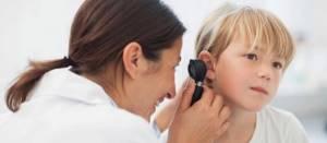 пробки в ушах у ребенка симптомы лечение