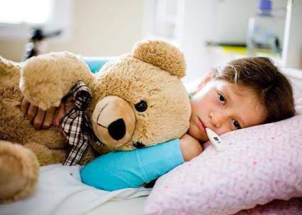 простуда у ребенка 2 года симптомы и лечение