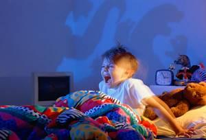 сильный испуг у ребенка симптомы и лечение