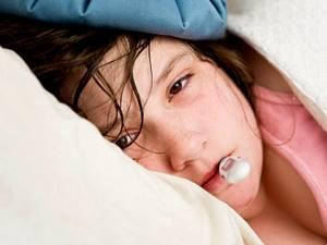 симптомы свиного гриппа у ребенка лечение