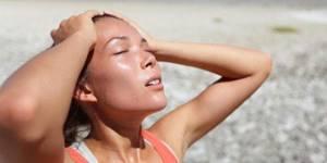 солнечный удар симптомы и лечение у ребенка в домашних