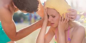 солнечный удар у ребенка симптомы и лечение комаровский