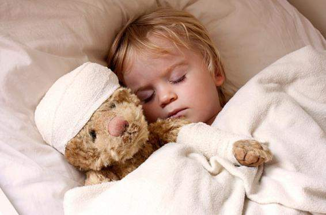 сотрясение мозга у годовалого ребенка симптомы и лечение