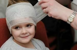 сотрясение мозга у ребенка 3 года симптомы и лечение
