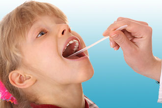 стафилококк в горле у ребенка симптомы лечение