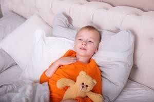 тахикардия у ребенка 5 лет симптомы и лечение