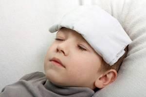 тепловой удар у годовалого ребенка симптомы и лечение
