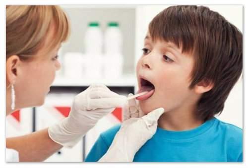 трахеит у ребенка 2 лет симптомы и лечение