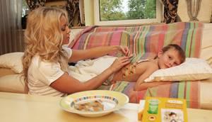 трахеит у ребенка 4 года симптомы и лечение