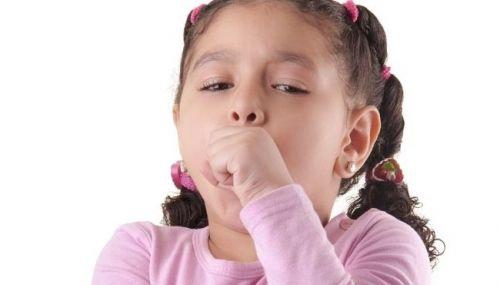у ребенка 4 лет сухой кашель симптомы лечение