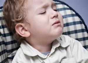 воспаление пищевода у ребенка симптомы и лечение