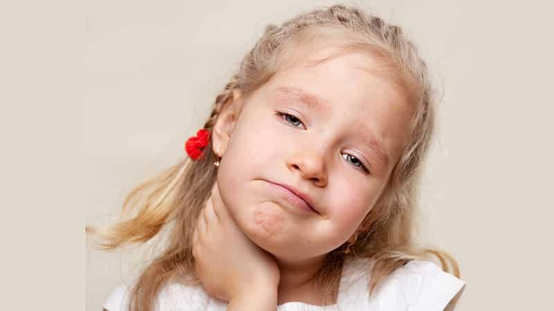 воспаление слюнной железы симптомы лечение у ребенка