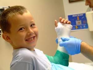 вывих руки у ребенка 2 года симптомы и лечение