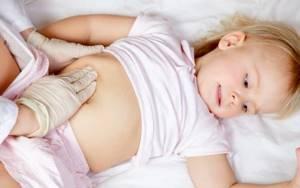 загиб желчного пузыря у ребенка симптомы лечение