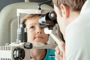 загноение глаз у ребенка симптомы лечение