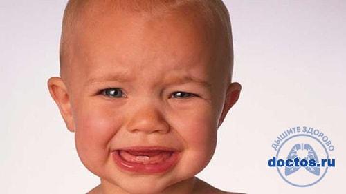 зубные сопли у ребенка симптомы и лечение