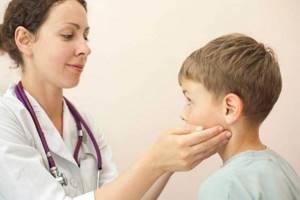 абсцесс у детей симптомы и лечение