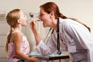 ангина герпетическая лечение симптомы у детей