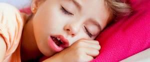 апноэ симптомы и лечение у детей