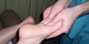 артроз пальца ноги симптомы и лечение